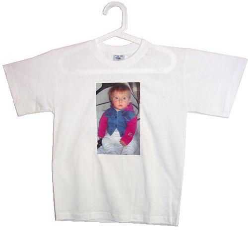 футболка печать фотографий